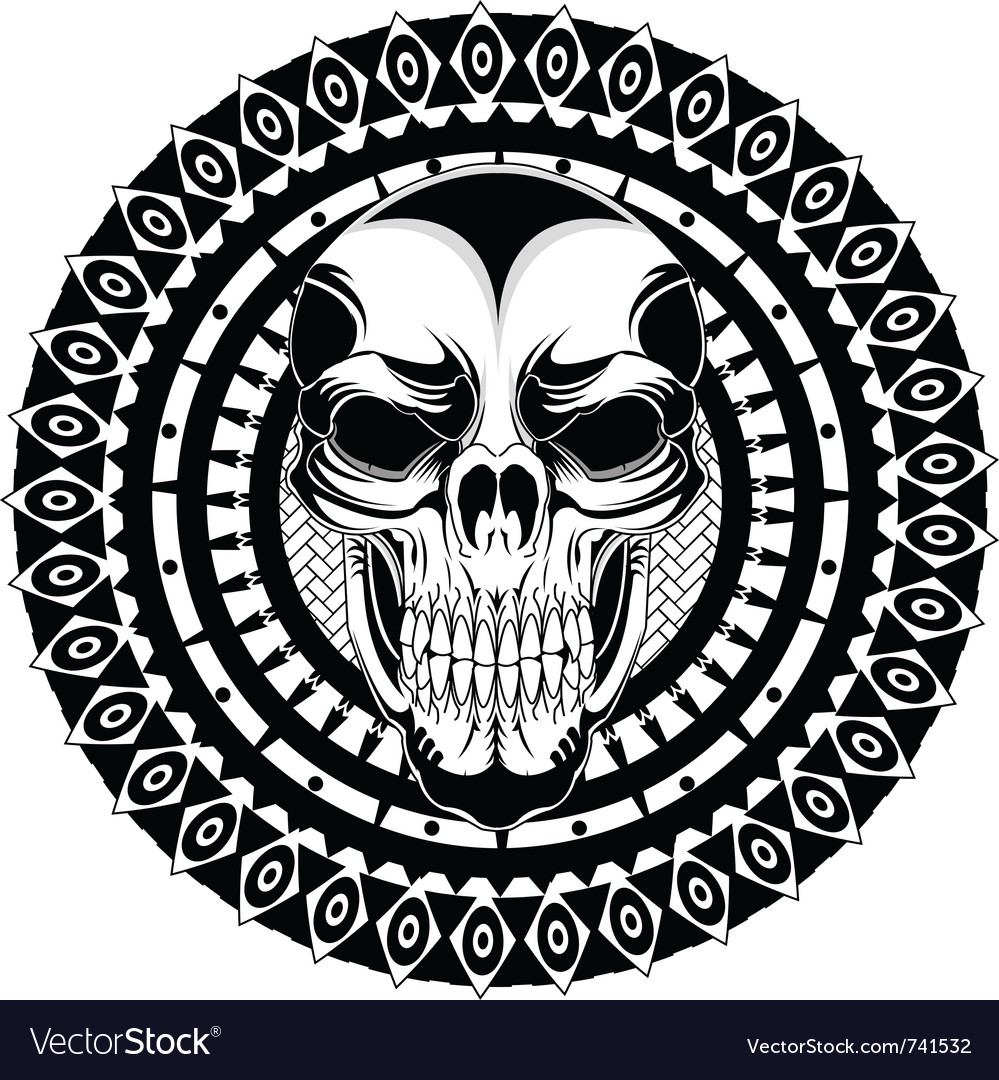 Skull banger vector | Price: 1 Credit (USD $1)