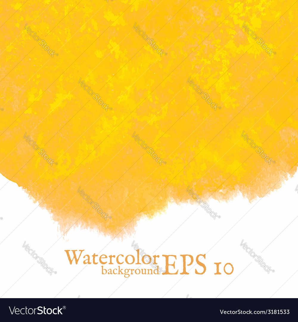 Watercolor background painting vector | Price: 1 Credit (USD $1)