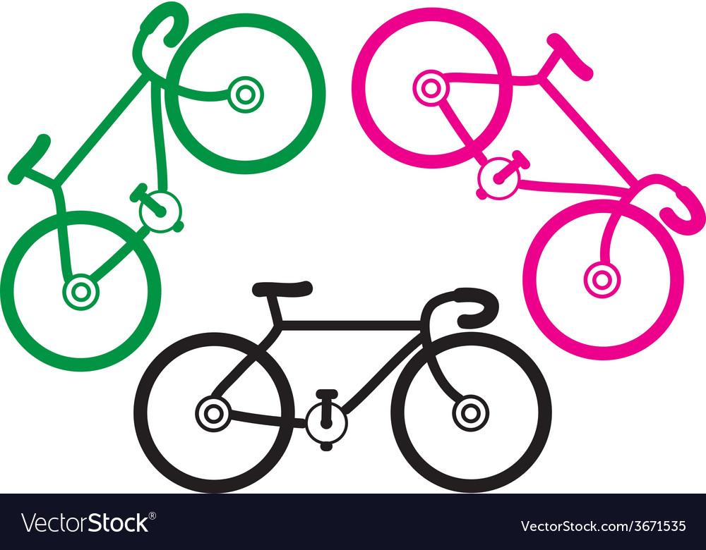 Bike vector | Price: 1 Credit (USD $1)