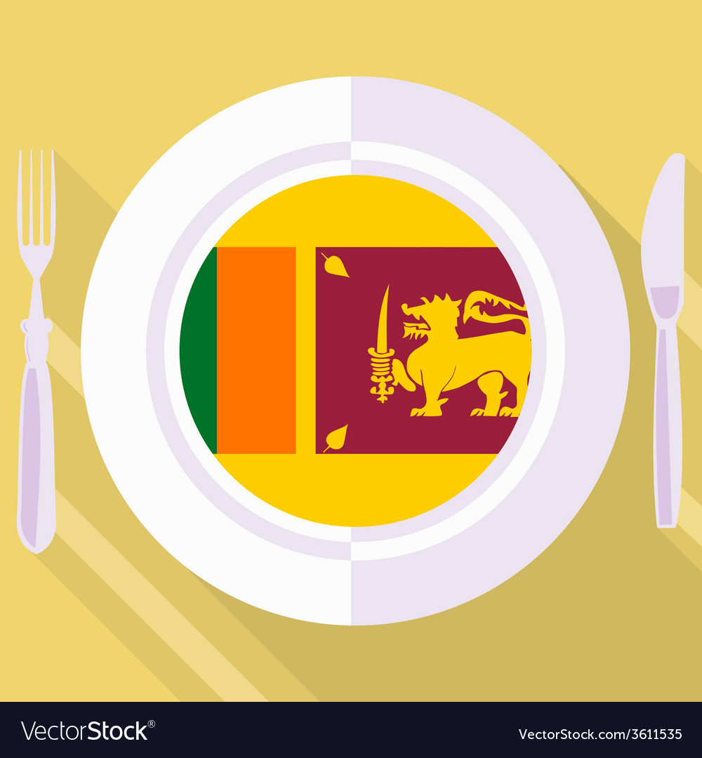 Kitchen of sri lanka vector | Price: 1 Credit (USD $1)