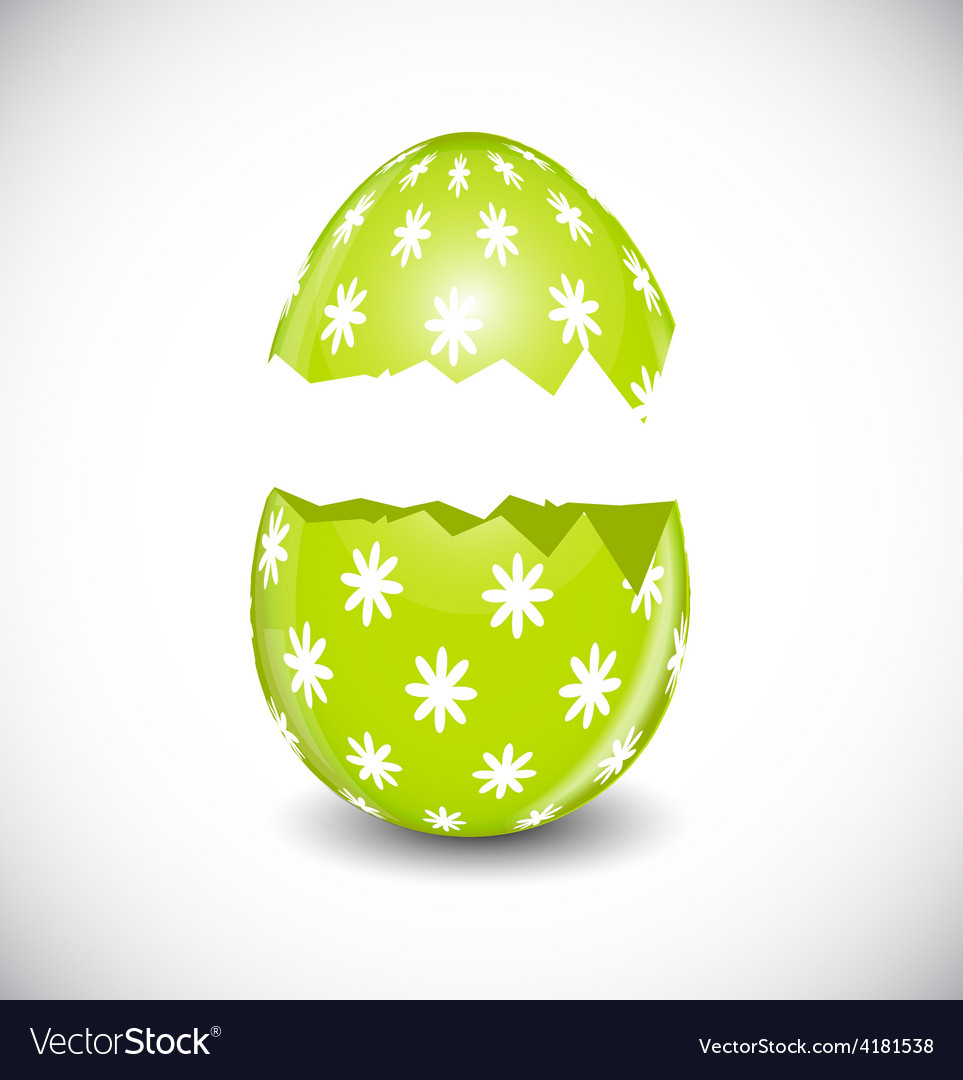 Beautiful easter egg vector | Price: 3 Credit (USD $3)