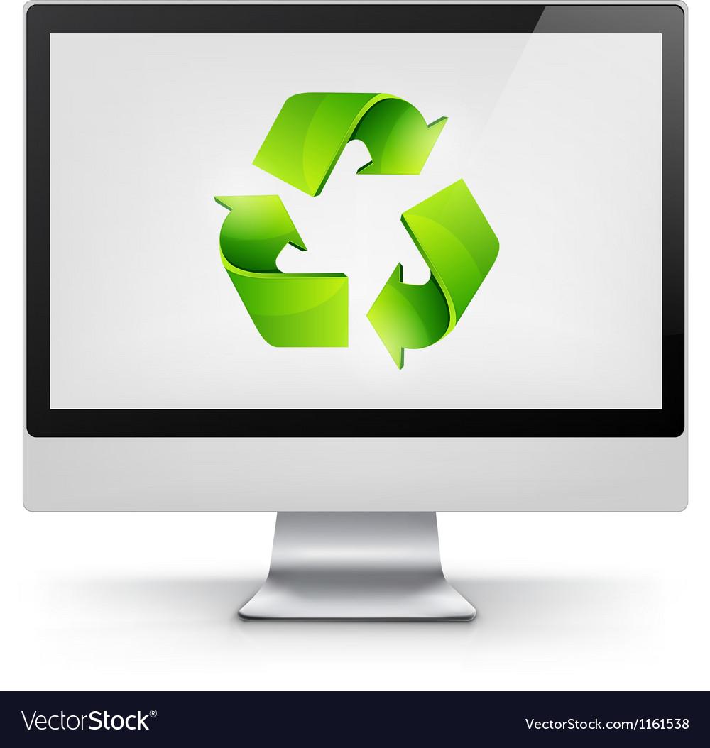 Computer concept vector   Price: 1 Credit (USD $1)