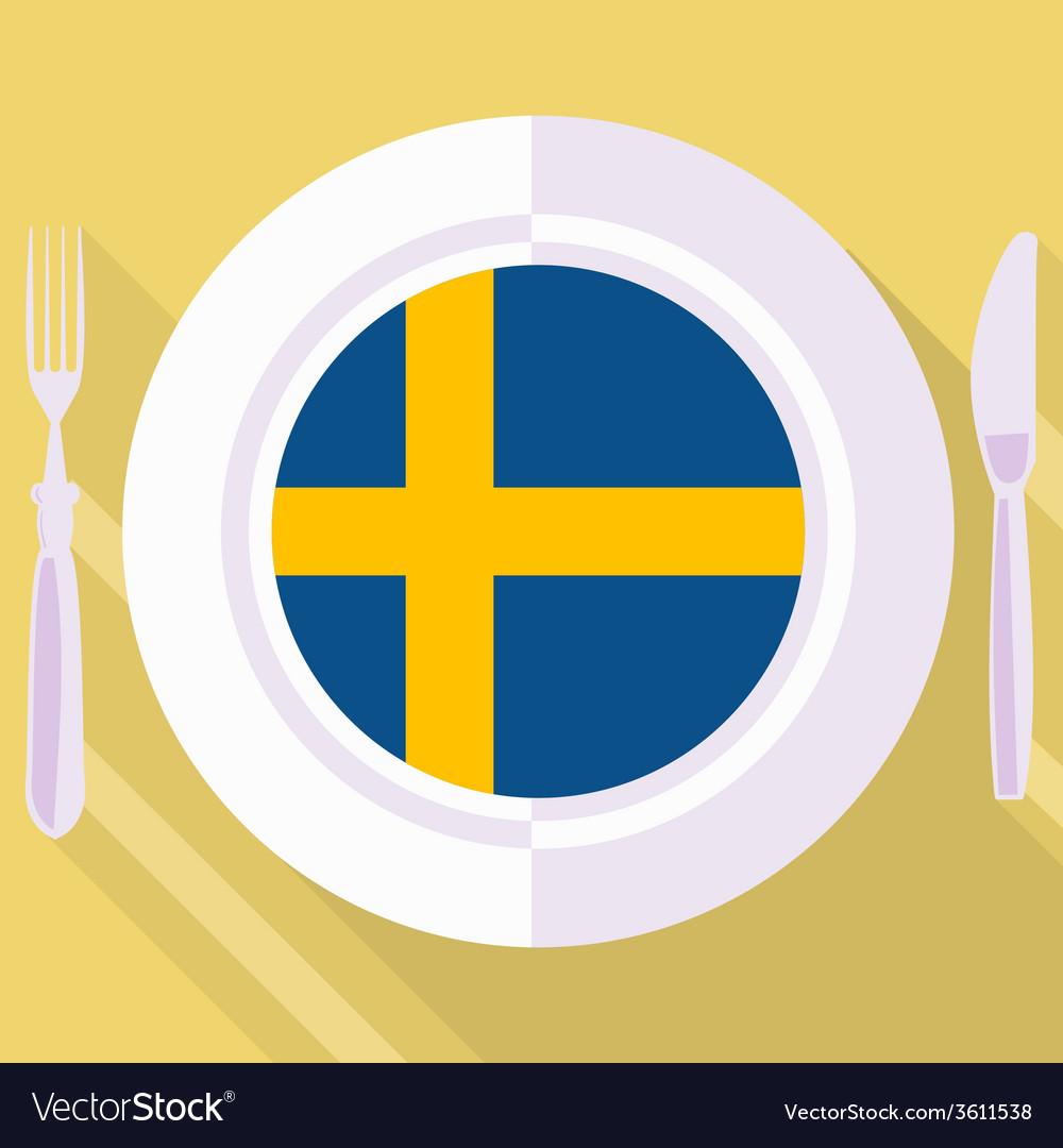 Kitchen of sweden vector | Price: 1 Credit (USD $1)