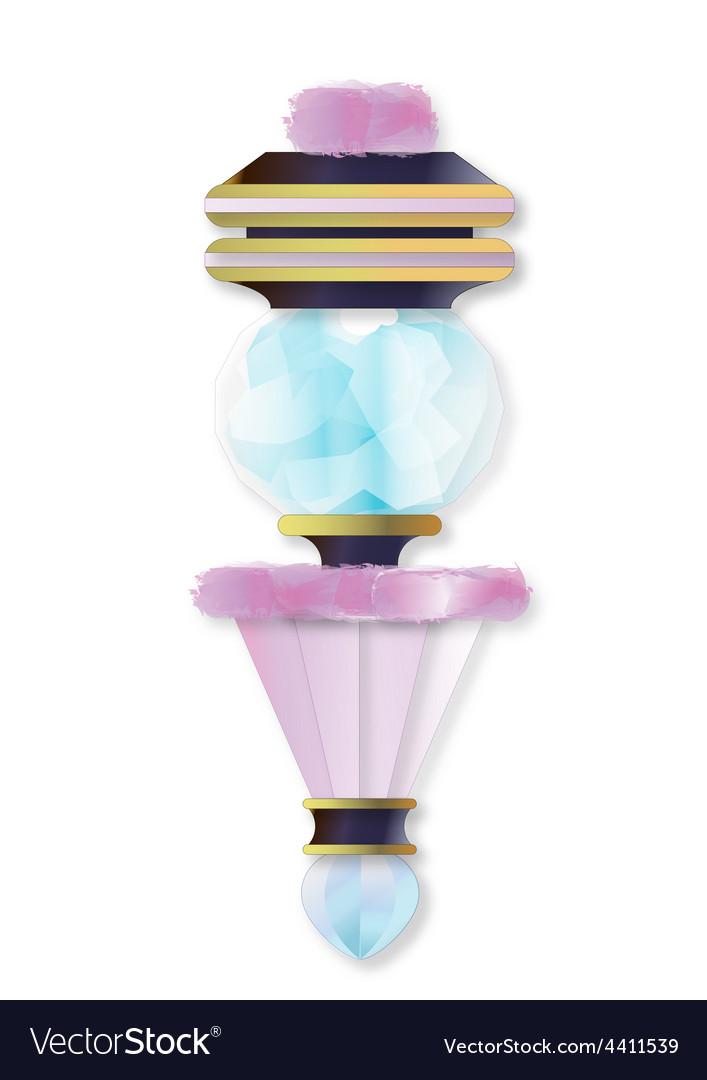 Crystal grip three vector | Price: 1 Credit (USD $1)