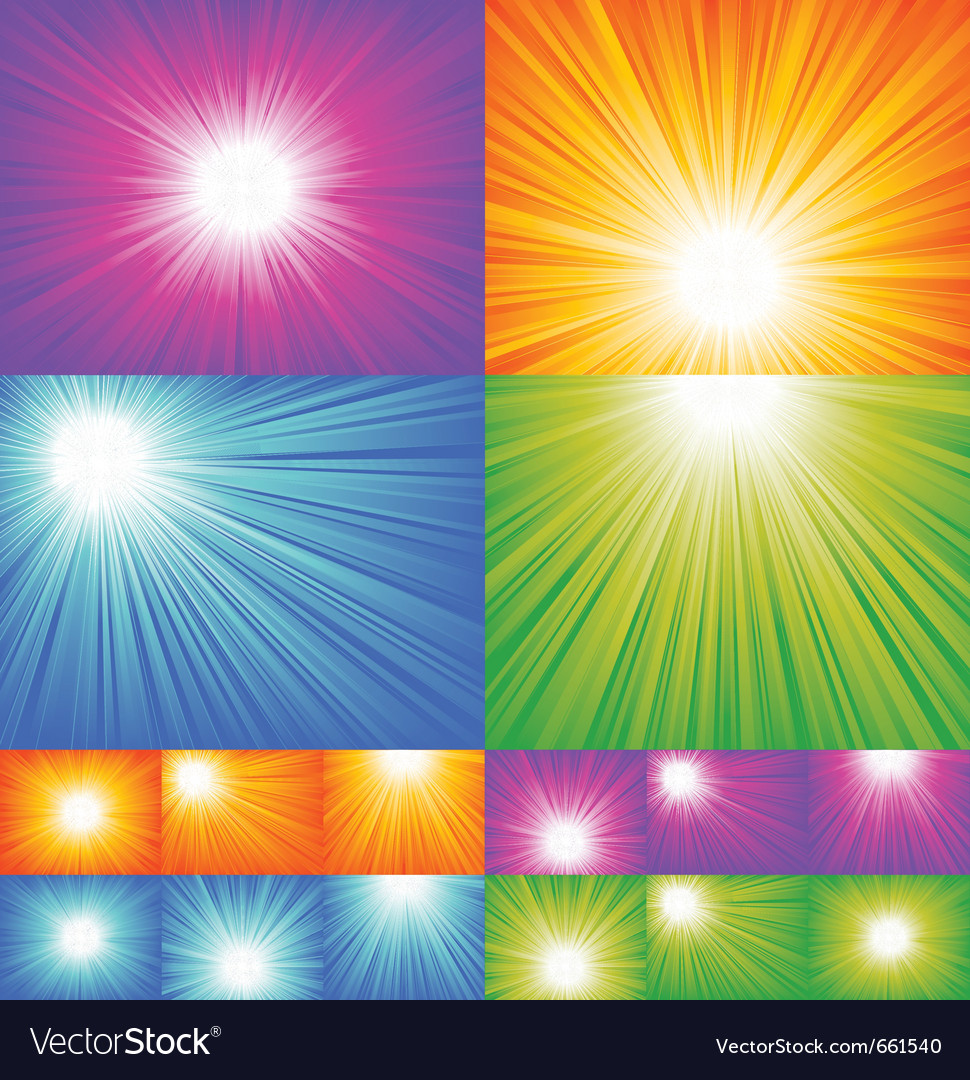 Sunbeam backgrounds vector | Price: 1 Credit (USD $1)