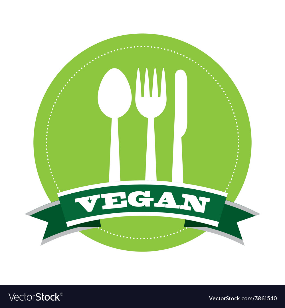 Vegan menu vector | Price: 1 Credit (USD $1)