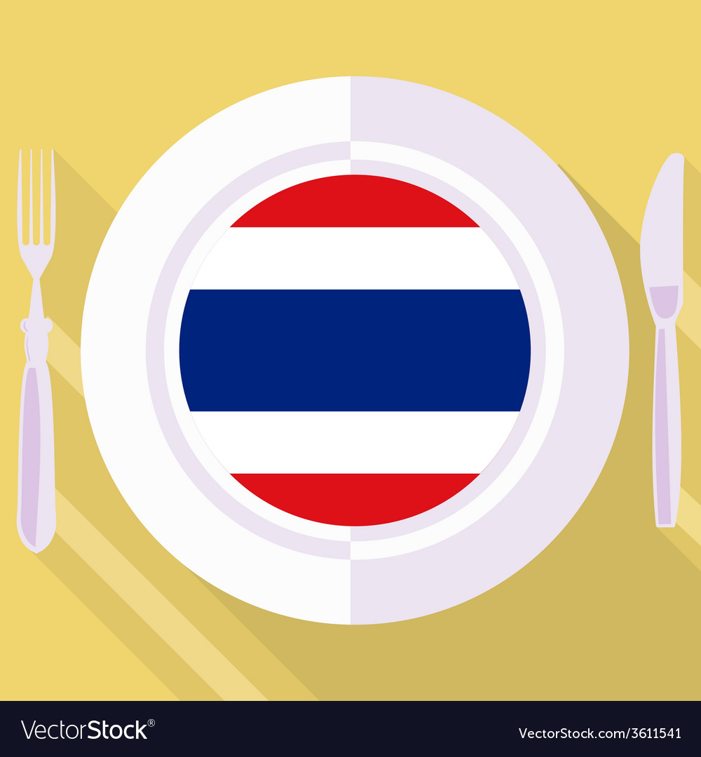 Kitchen of thailand vector | Price: 1 Credit (USD $1)