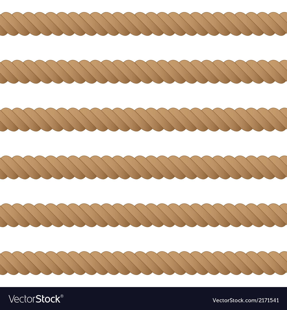 Rope seamless background vector | Price: 1 Credit (USD $1)