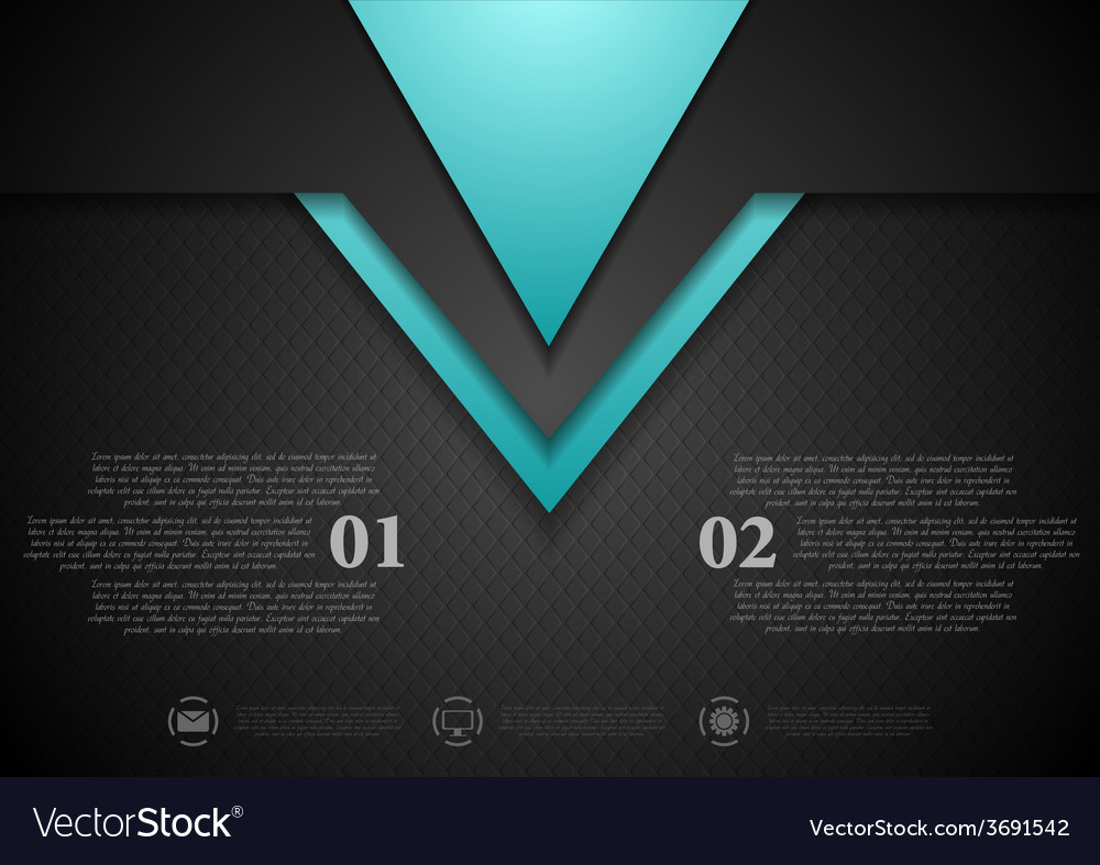 Abstract tech corporate art background vector   Price: 1 Credit (USD $1)