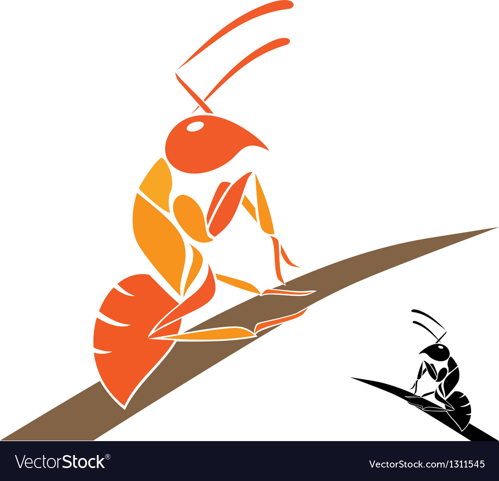 Ant vector | Price: 1 Credit (USD $1)