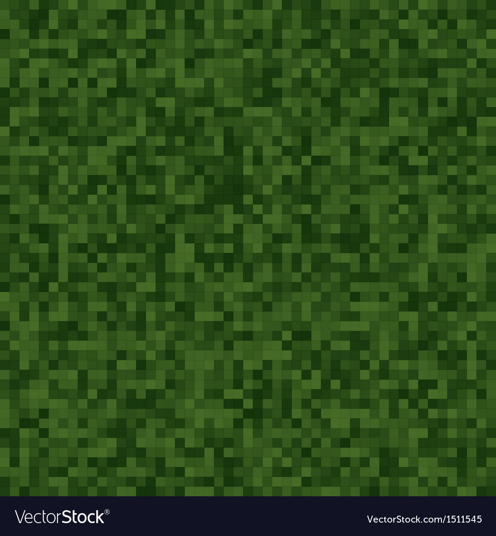 Camouflage military pixel background vector | Price: 1 Credit (USD $1)