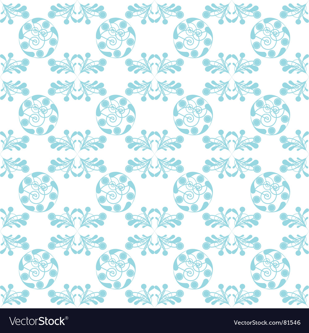 Blue seamless vector | Price: 1 Credit (USD $1)