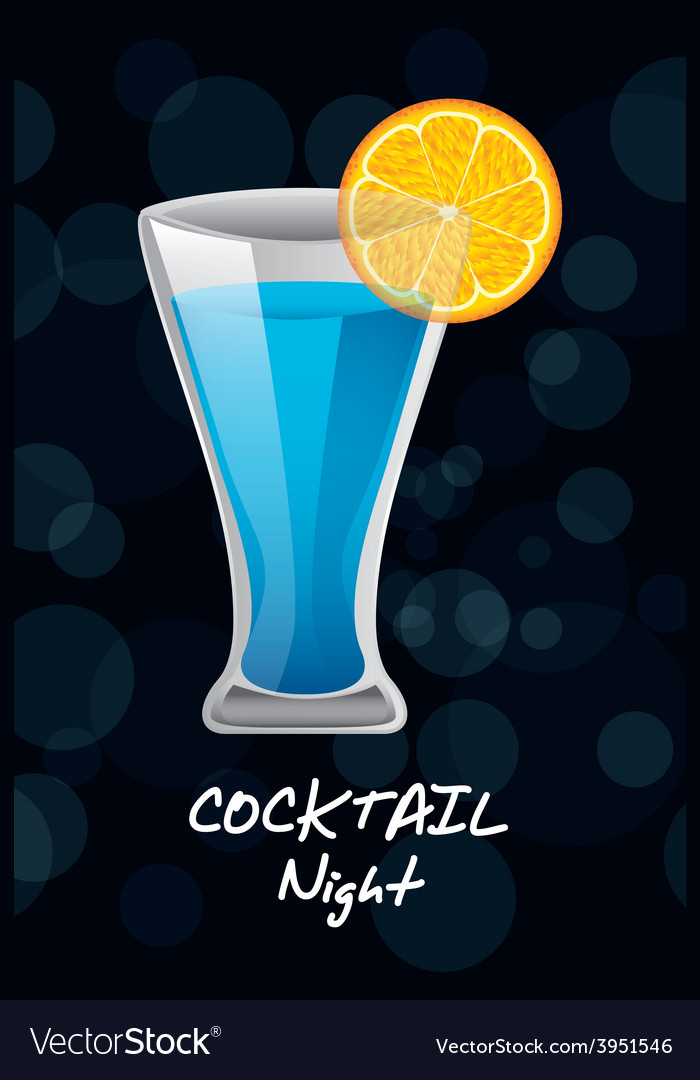 Classic cocktail vector | Price: 1 Credit (USD $1)