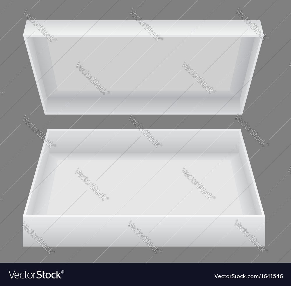 Packing box 01 vector | Price: 1 Credit (USD $1)