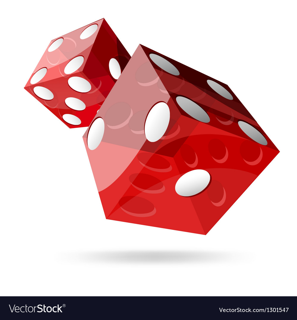 Dice vector | Price: 3 Credit (USD $3)