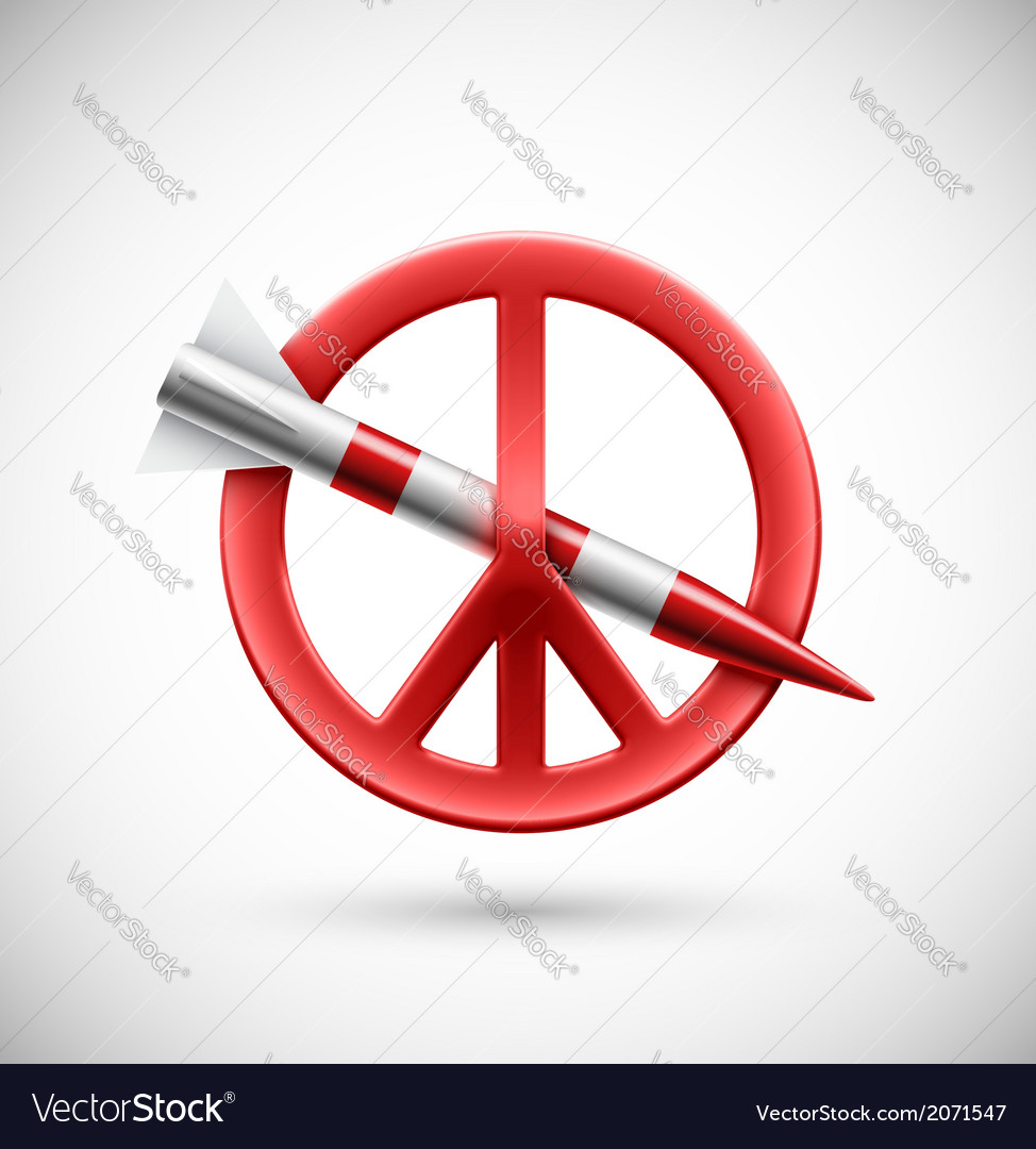 No war vector | Price: 1 Credit (USD $1)