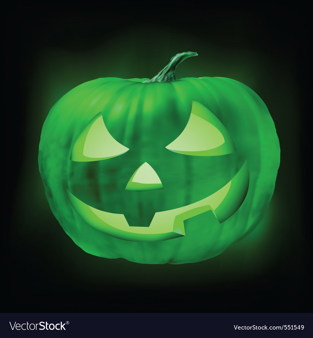 Halloween jack o lantern vector | Price: 1 Credit (USD $1)