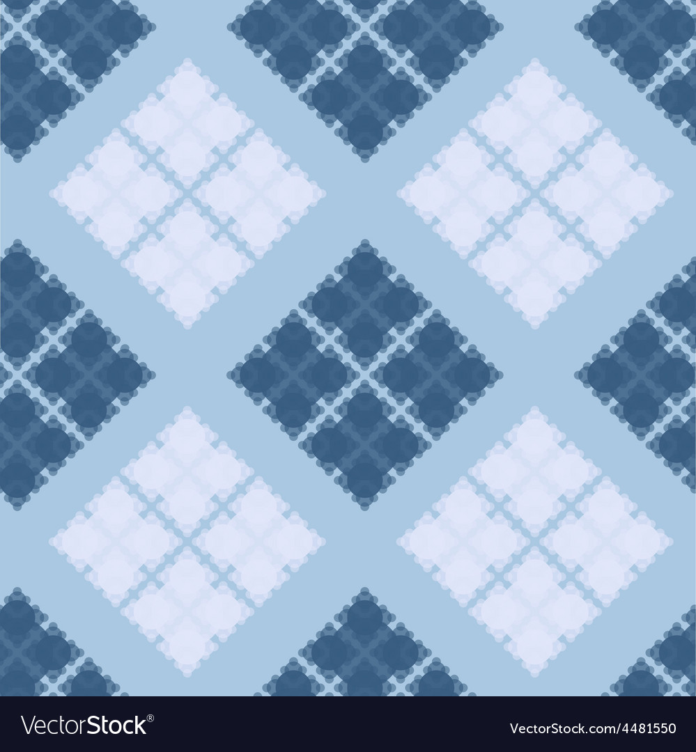 Beautiful textile pattern seamless vector | Price: 1 Credit (USD $1)