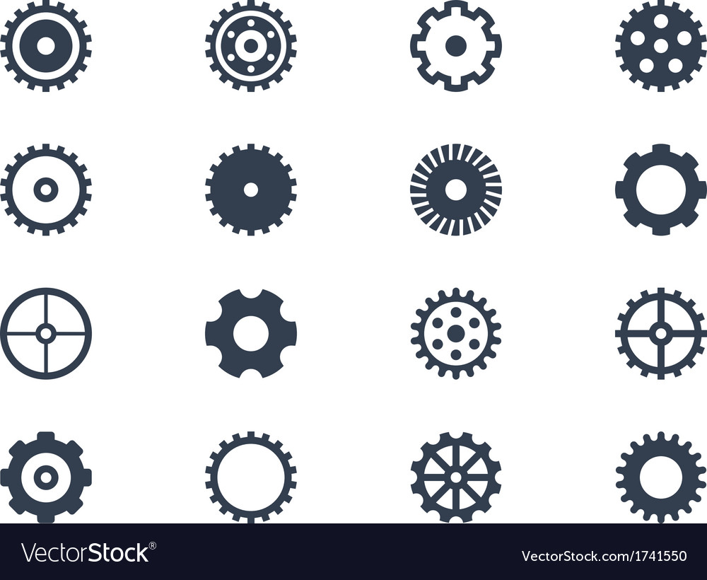 Gear vector | Price: 1 Credit (USD $1)