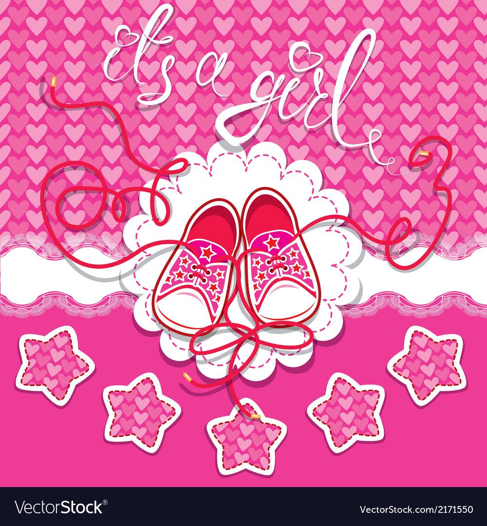 Keds ramka pink 380 vector | Price: 1 Credit (USD $1)