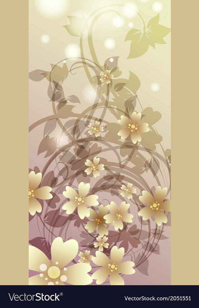 Flower whirlpool vector | Price: 1 Credit (USD $1)