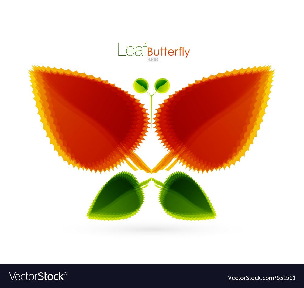 Leaf logo vector | Price: 1 Credit (USD $1)