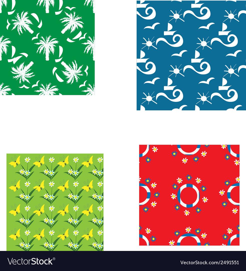 Sailor pattern vector   Price: 1 Credit (USD $1)