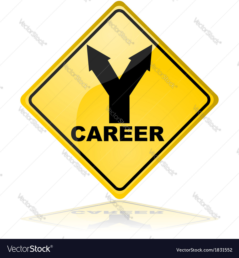 Career paths vector | Price: 1 Credit (USD $1)
