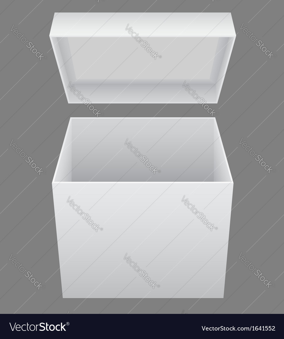 Packing box 03 vector | Price: 1 Credit (USD $1)