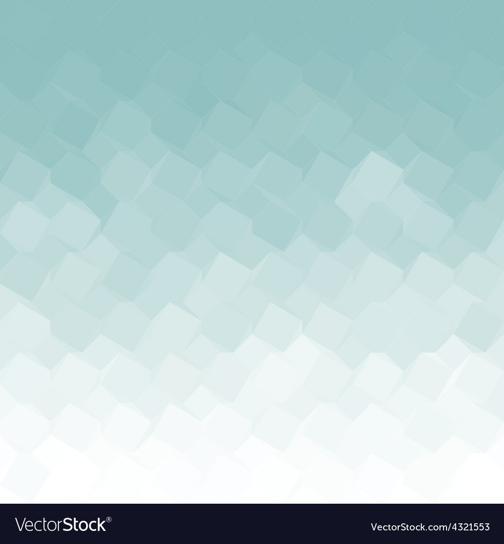 Blue ice diamond and triangle shapes vector | Price: 1 Credit (USD $1)