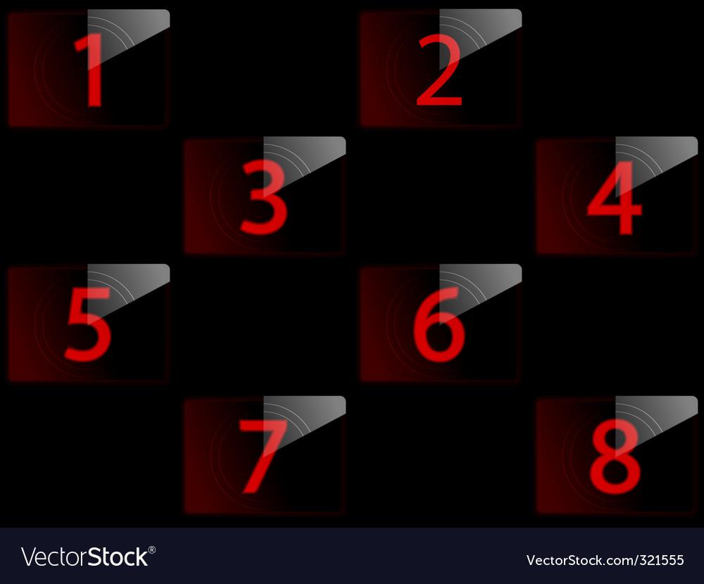 Film countdown vector   Price: 1 Credit (USD $1)