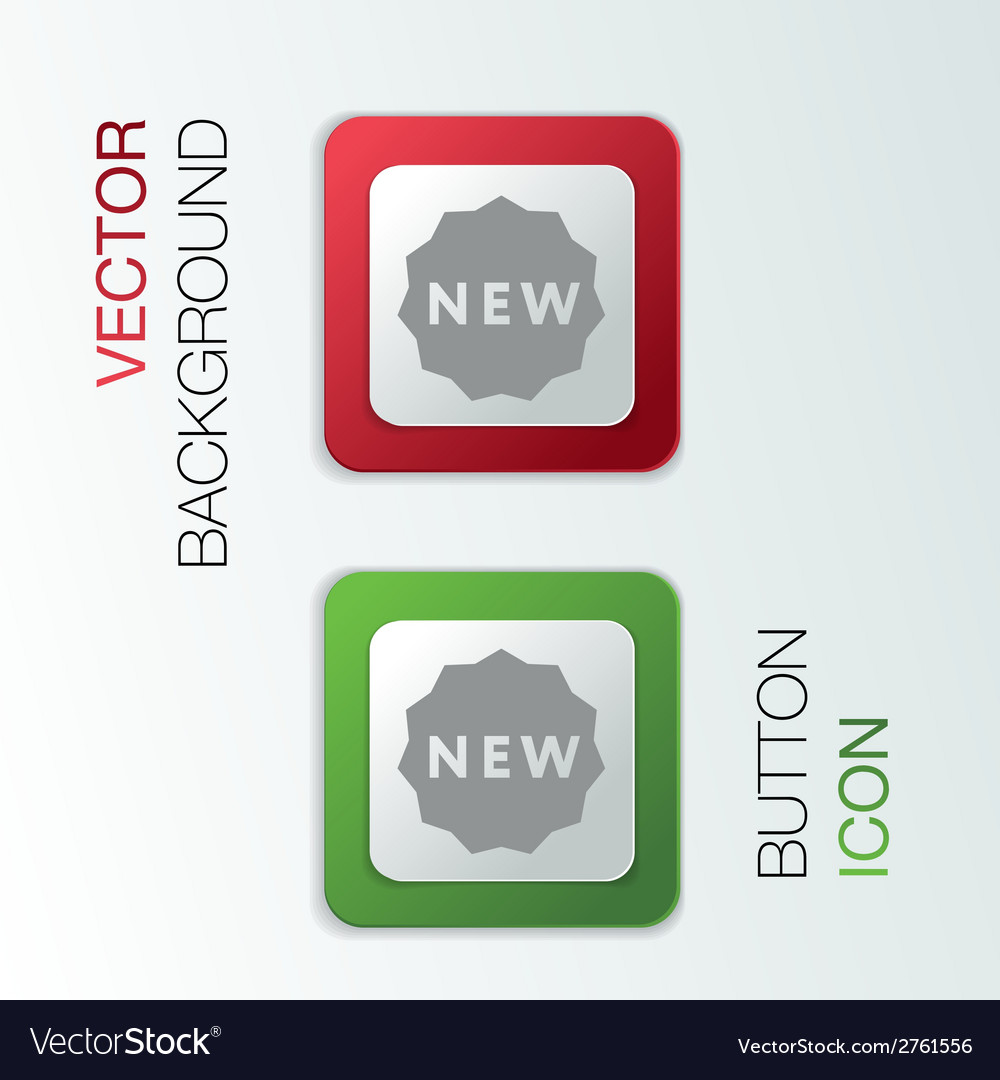 Label new vector | Price: 1 Credit (USD $1)