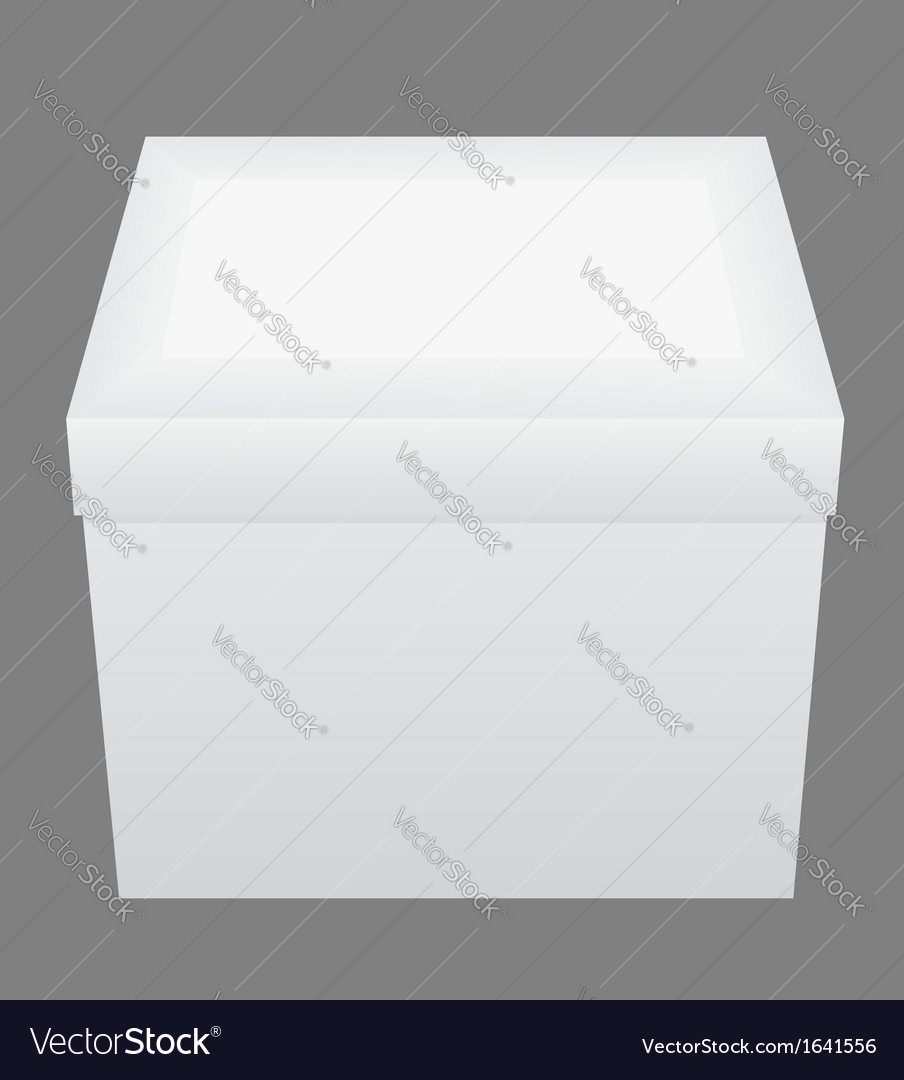 Packing box 06 vector | Price: 1 Credit (USD $1)