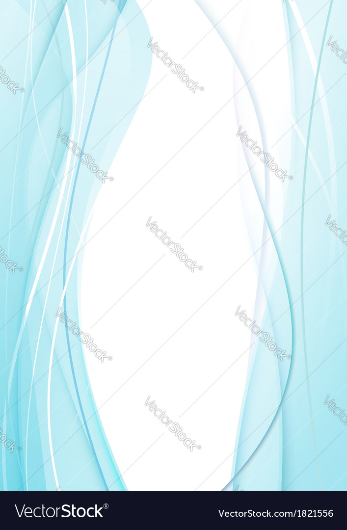 Satin blue flame - abstract background vector | Price: 1 Credit (USD $1)