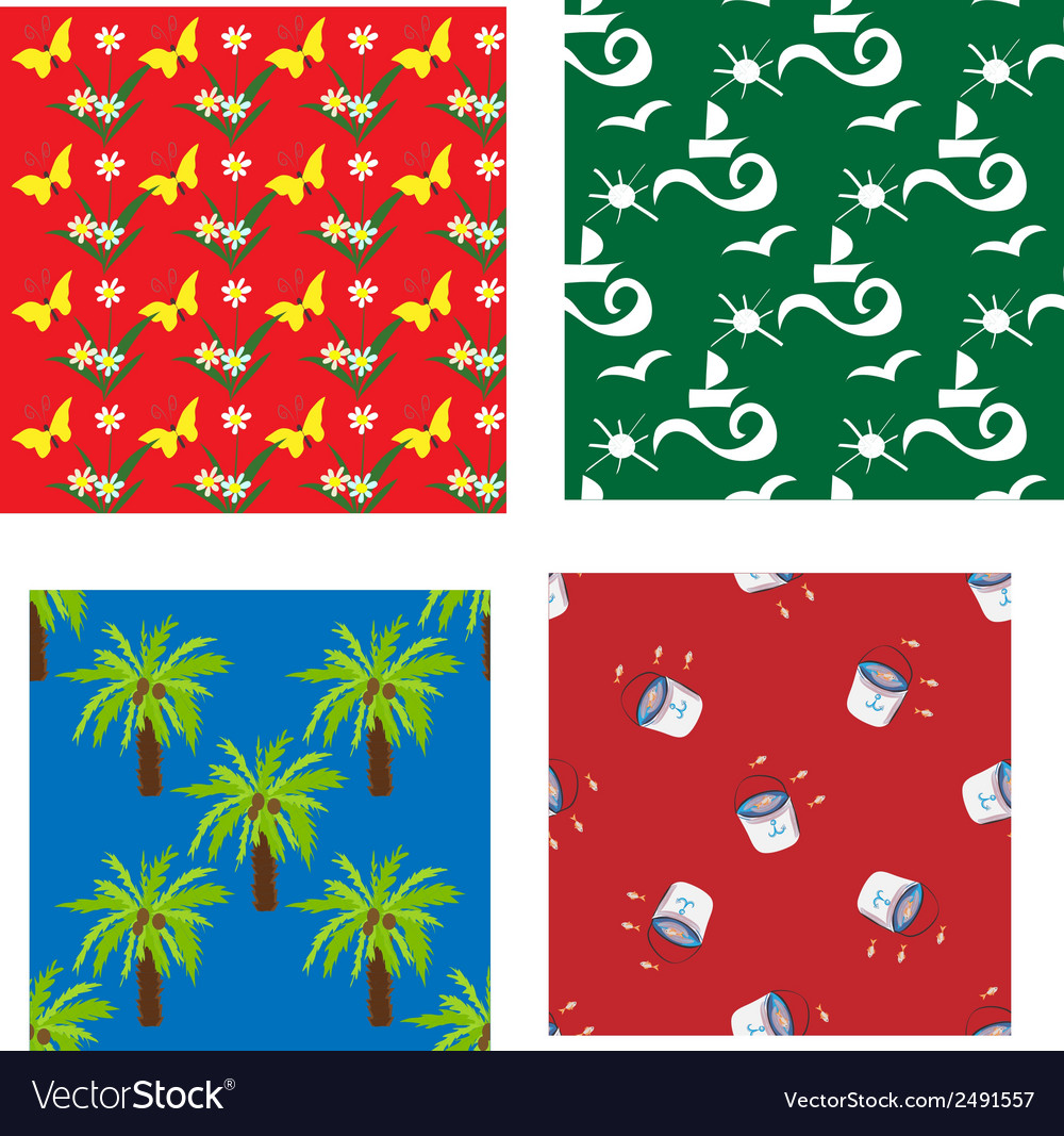 Sailor pattern2 vector | Price: 1 Credit (USD $1)