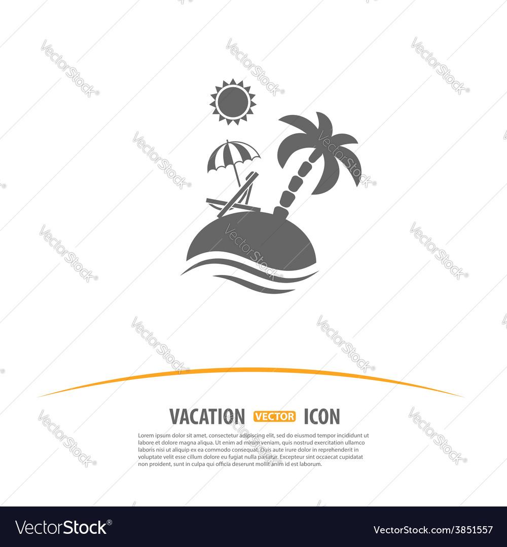 Tourism logo vector | Price: 1 Credit (USD $1)
