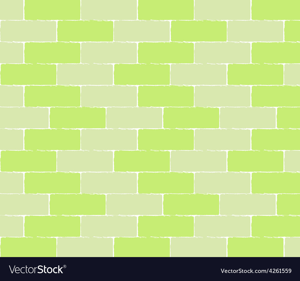 Brick wall seamless background - texture pat vector | Price: 1 Credit (USD $1)