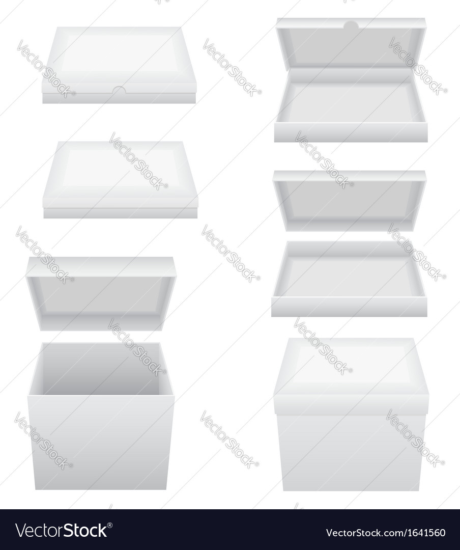 Packing box 08 vector | Price: 1 Credit (USD $1)