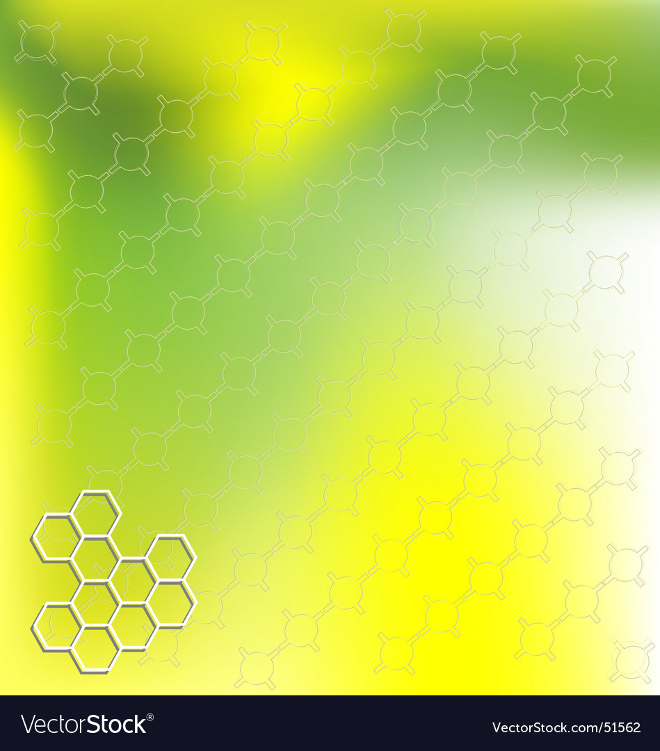 Cell abstract background vector | Price: 1 Credit (USD $1)