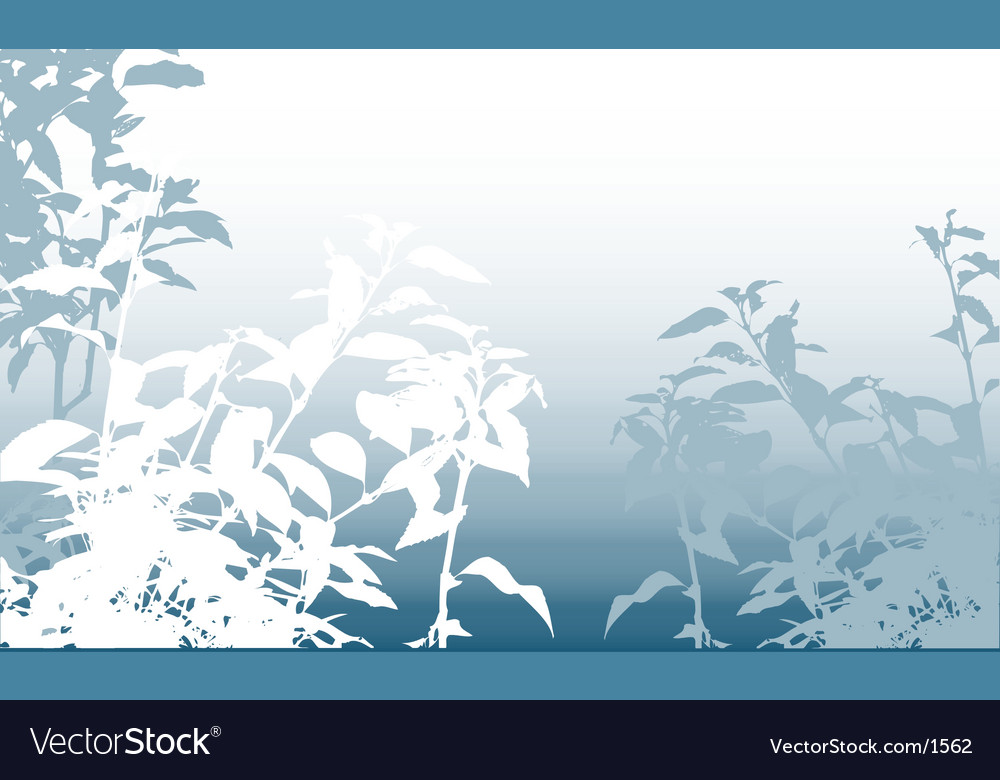 Foliage design vector | Price: 1 Credit (USD $1)