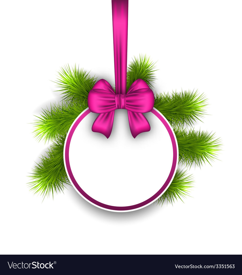 Celebration card with bow ribbon copy space for vector   Price: 3 Credit (USD $3)