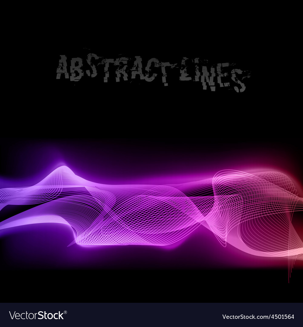 Abstract lines vector | Price: 1 Credit (USD $1)