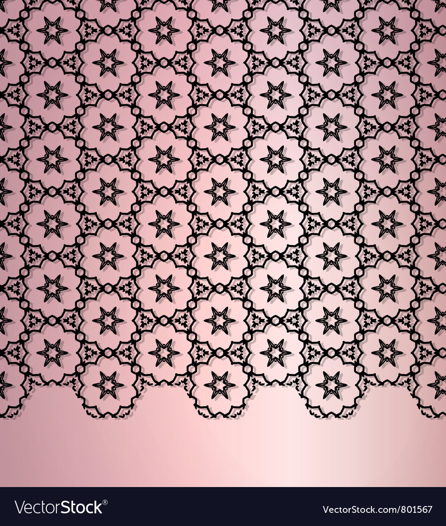 Abstract lace background vector | Price: 1 Credit (USD $1)