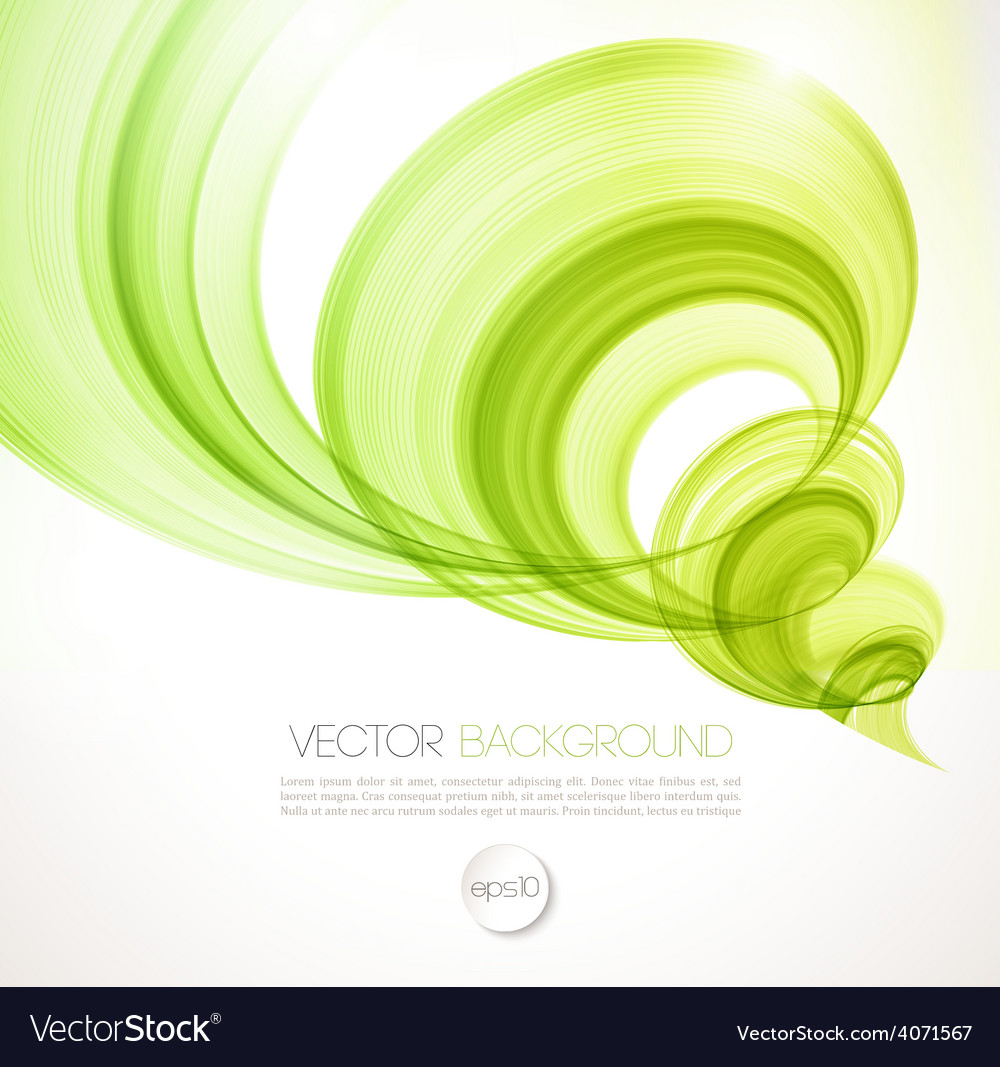 Abstract twist line background template brochure vector | Price: 1 Credit (USD $1)