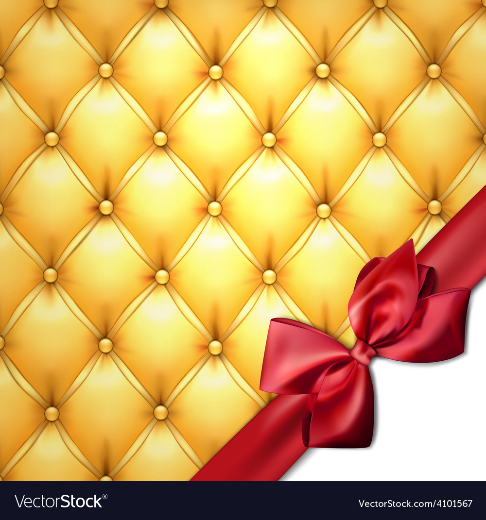 Golden upholstery leather pattern background vector   Price: 1 Credit (USD $1)