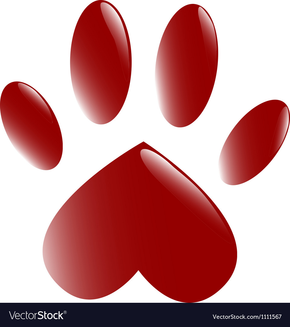The paw vector | Price: 1 Credit (USD $1)