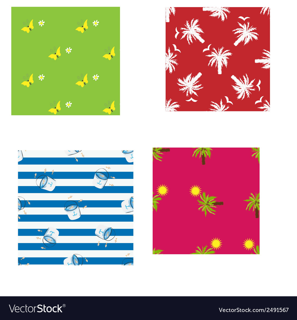 Sailor pattern3 vector | Price: 1 Credit (USD $1)