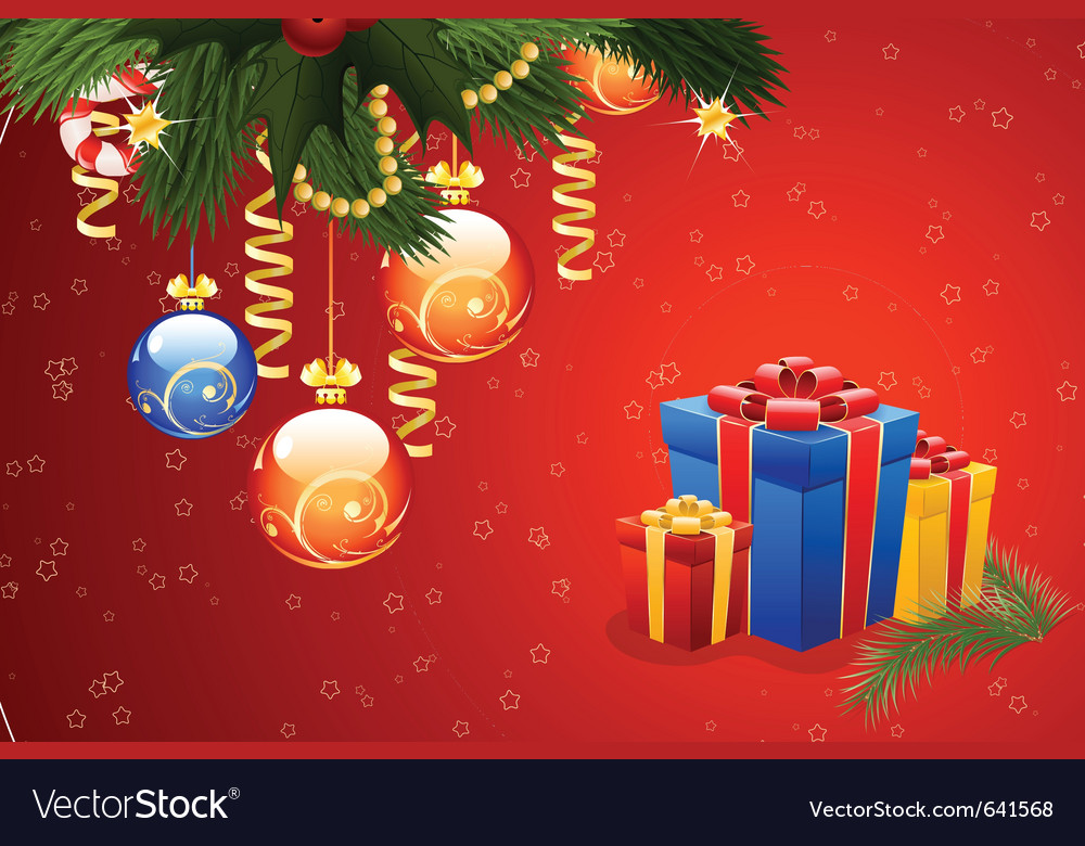 Christmas card template vector   Price: 3 Credit (USD $3)