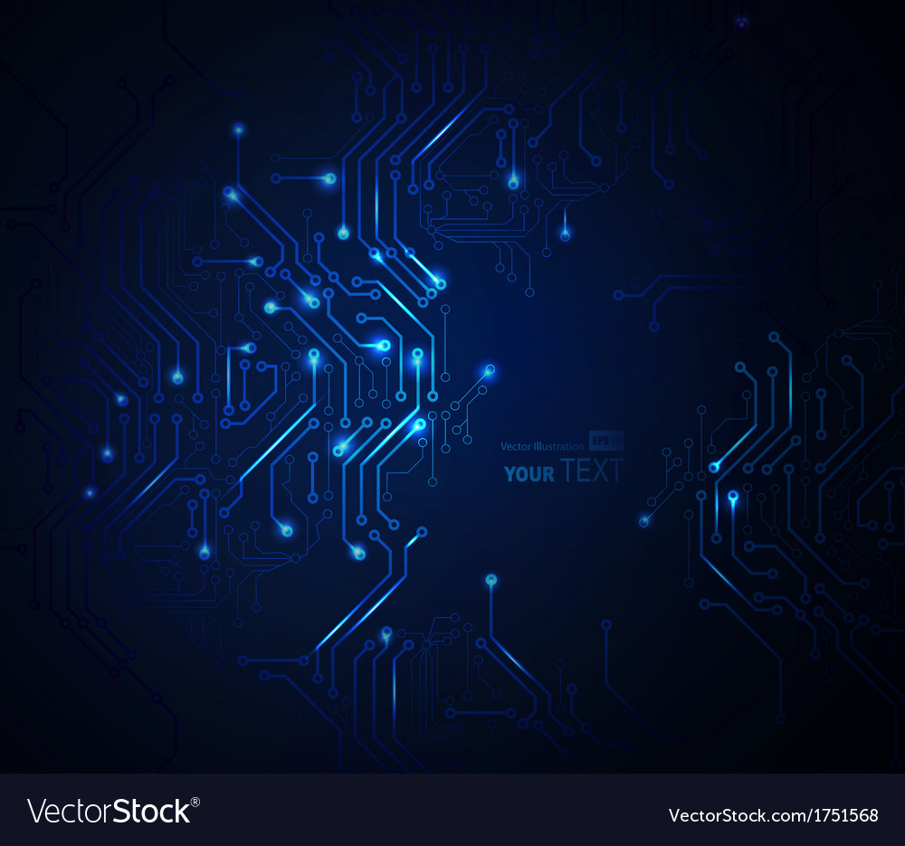 Digital technologies vector | Price: 1 Credit (USD $1)