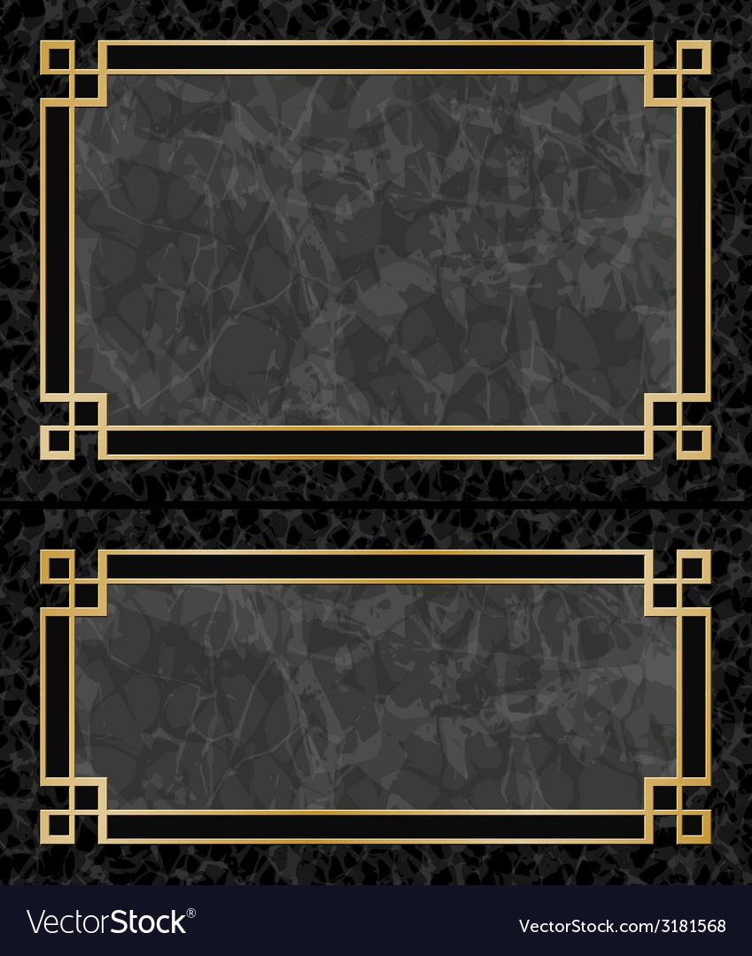 Marble frames vector | Price: 1 Credit (USD $1)